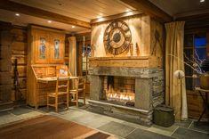 UGLA - Noen ganger går drømmer i oppfyllelse. Stone Cottages, Cabins And Cottages, Alpine Style, Real Estate, Home Decor, Chalets, Decoration Home, Room Decor, Real Estates