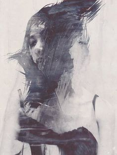 Michal Mozolewski is an artist from Gdansk, Poland who intersects the lines of impressionist art, photography and digital illustration. Eerie Photography, Fine Art Photography, Artist Wall, Art Sketchbook, Photos, Pictures, Photo Manipulation, Dark Art, New Art