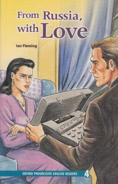 """""""From Russia, with Love"""" (Now with comma) paperback published by OUP Oxford in June 2008."""