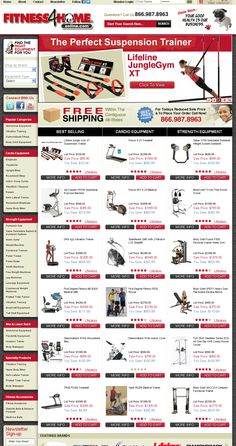 Fitness 4 Home Online
