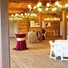 Our Multiple Rooms Give You So Much Flexibility With Your Event For This Wedding The