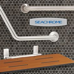 Happy from Seachrome! Did you know our durable, USA-made Signature Line of grab bars and tub and shower seats can be found supporting ADA design in hospitals and healthcare facilities nationwide? National Nurses Day, Shower Accessories, Grab Bars, Shower Tub, Amazing Bathrooms, Sink, New Homes, Hospitals, Cool Stuff