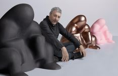 2018 Starck © Jean-Baptiste Mondino for Alessi Philippe Starck, Alessi, Sculpture, Projects, Pink, Designers, Universe, Interiors, Website