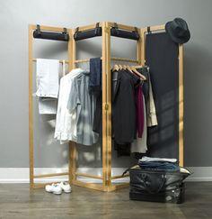 Nice screen, room divider, clothes rack by Loris et Livia