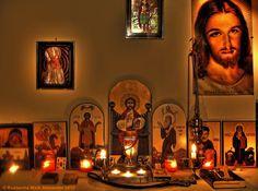 Orthodox Prayer Corner