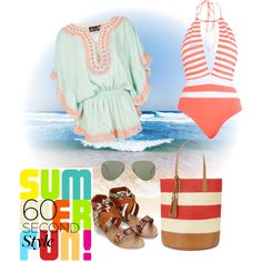 """""""60 Seconds: Raging Waters"""" by jenn-308 on Polyvore"""