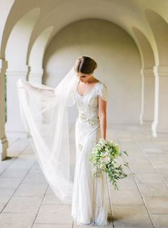 vintage style wedding dress with sleeves Modest Wedding Dresses With Sleeves, Vintage Style Wedding Dresses, Luxury Wedding Dress, Wedding Attire, Bridal Dresses, Wedding Styles, Dream Wedding, Wedding Photo Inspiration, Bridal Portraits
