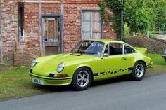 Early Porsche 911 RS