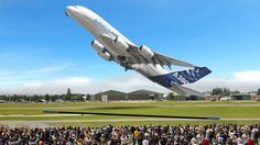 Amazing AIR SHOW VERTICAL take off Biggest Aircraft ✱ LARGE COMMERCIAL A...
