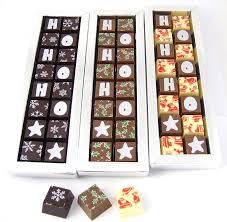 pictures of christmas chocolates - Google Search