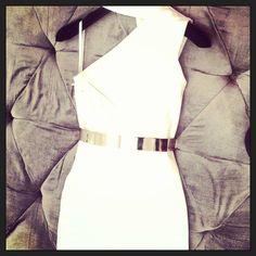 mirror belt, gold belt from www.bebestfriends.pl