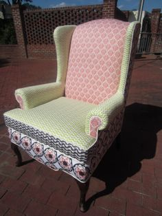 CLEARANCE SALE Accent Chair  Medley by Urbanmotifs on Etsy, $375.00