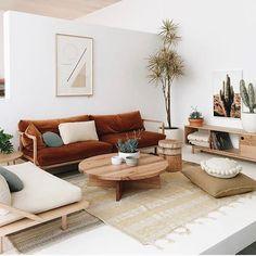 Interior Design Living Room Warm, Living Room Warm Colors, Home Interior  Design, Living