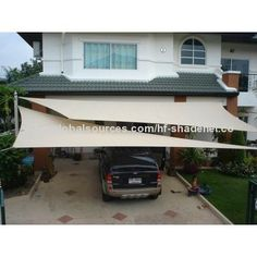 China Carport Shade Sail from Shijiazhuang Trading Company: HeBei ...