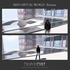 here's Miss Virtual World runway- Challenge with the theme of 5th Element built by Digital CULT http://www.mydigitalcult.com Colpo Wexler in August 2015  Custom project in Second Life and Opensim: http://news.mydigitalcult.com/custom.html