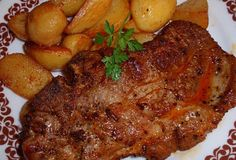 Top Recipes, Healthy Recipes, Czech Recipes, Pork Roast, Food 52, Food Design, Ham, Good Food, Food And Drink