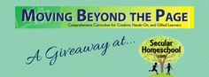 The Secular Homeschool Community - August 2014 Giveaway - Moving Beyond the Page