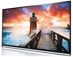 Panasonic AX800 (4K).  Specification : • 4K • HEVC • HDMI 2.0 • DisplayPort 1.2a • DCI 98 % color gamut • 4K Studio Master Drive • Local dimming Pro • THX 4K certified • 3D • Life+ with TV #apps • Hexa Core PRO • Twin tuner (EU only) • TV Anywhere • Smart #Touch remote • Swipe & Share • WiFi