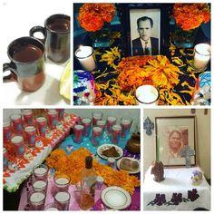 Ofrenda de Dia de Muertos
