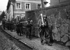 Lauban, Germany 1945