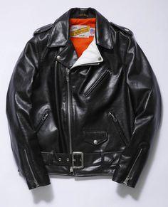 Schott x Volcom une collaboration inédite pour les 100 ans de Schott #schott #volcom #leather #jacket