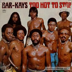 Bar-Kays - Too Hot To Stop (Vinyl, LP, Album) at audiophileusa