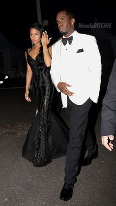 Cannes Film Festival Cassie and Diddy