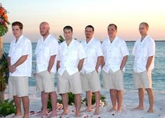 Beach Wedding Attire For Guests Men Everything Wedding Pinterest