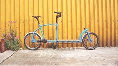 Porterlight Bicycles Bringley Cargo Bike