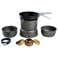 2bd9b2c40e5 Trangia 27-3 UL Hard Anodiz Stove Kit