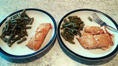 Healthy Salmon Lunch for 2 in under 35 minutes...    #NPC #physique #transformation #blessed #hardwork #dreamchaser #muscles #instafit #fresh #inspire #dreams #fitdads #saturday #motivation #noexcuse #fitchicks #phitchicks #blessed #supplements  #athletes  #picoftheday  #lifestyle #foodporn #fitfam #protein  #aesthetic #dontbeaverage