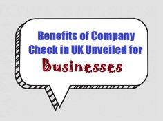 Company Check Launched For Business in the United Kingdom Company Check, Win Win Situation, United Kingdom, Product Launch, The Unit, Business, England, Store, Business Illustration