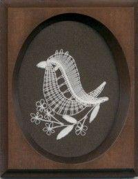 Paličkovaná krajka < Textil | LUTA - lidová umělecká tvorba