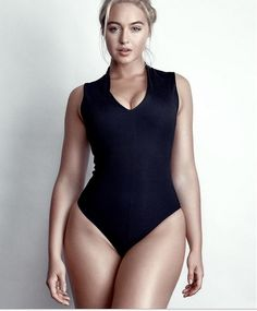 Iskra Lawrence - swimwear