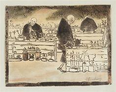 The Garden of Death II by Hugo Simberg