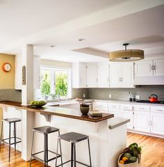 bar furniture and kitchen countertop materials for modern kitchen bar tables Peninsula Kitchen Design, Kitchen Bar, Kitchen Flooring, Bar Furniture, Modern Kitchen, Bars For Home, Kitchen Bar Table, Modern Kitchen Bar, Kitchen Design