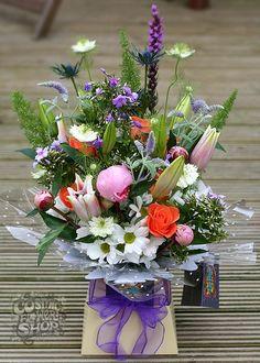 Cosmic Flower Shop: Birthday Love