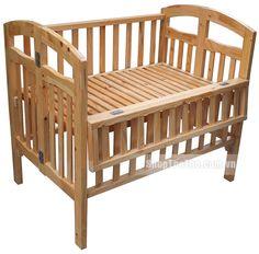 Khám phá điểm đặc biệt của giường cũi cho bé xuất khẩu