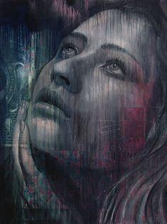 "From ""Melbourne's premier street artist, RONE['s]... recent exhibition ""Lumen,""..."" | MASHKULTURE"