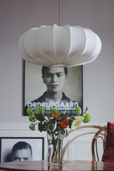 Nelson Bubble Lamp, Light Fittings, Decoration, Stained Glass, Ceiling Lights, Make It Yourself, Living Room, Lighting, Interior