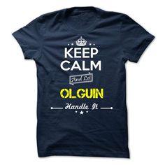 SunFrogShirts cool   OLGUIN - keep calm -  Teeshirt this month