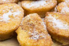 Receita de rabanada recheada com doce de leite ou creme de avelã