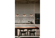 Cipolle have a perforated ceramic process, which softens the structure's impact and shapes the projection of the light, creating bright embroidery, in a fashion context and mood. Copper Lighting, Outdoor Lighting, Ceramic Materials, Lamp Design, Aldo, Indoor, Ceiling Lights, Ceramics, Home Decor