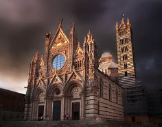 duomo di siena by vaggelisf