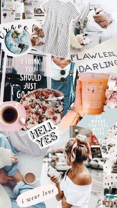 Travel fashion aesthetic insta : collagesbyabby collages in Aesthetic Pastel Wallpaper, Trendy Wallpaper, Tumblr Wallpaper, Black Wallpaper, Aesthetic Backgrounds, Cute Wallpapers, Aesthetic Wallpapers, Fashion Wallpaper, Wallpaper Wallpapers
