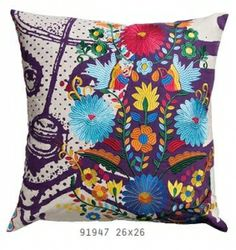Mexico Pillow - Cool style for a tween