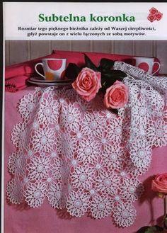 Kira crochet: Scheme no. 105