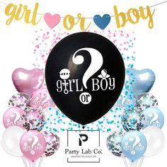 Verkrijgbaar via Bol.com Reveal Parties, Gender Reveal, Life Is Good, Party, Life Is Beautiful, Parties, Gender Reveal Parties, Baby Gender Revealing