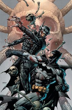 DC's bad guys continue to rise in August, with new villain-driven one-shots, Batman Who Laughs' conclusion, Batman/Superman #1 and more.