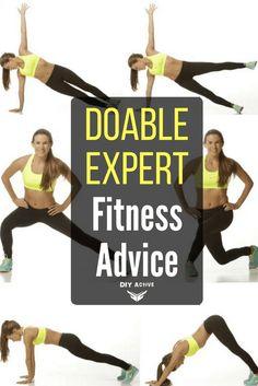 doable expert fitness advice